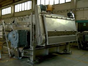 Steel belt freezing conveyor