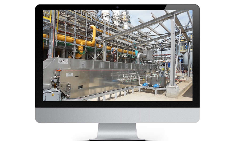 SBS- STEEL BELT SYSTEMS - OIL AND GAS