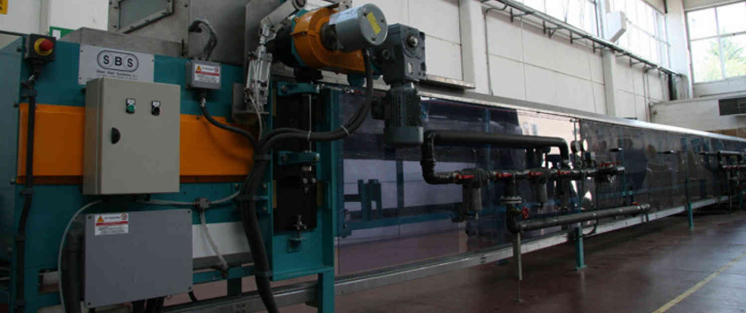 COOLING CONVEYORS