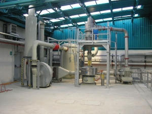 Powder Coating Complete production lines