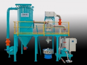 Powder Coating Grinding Systems