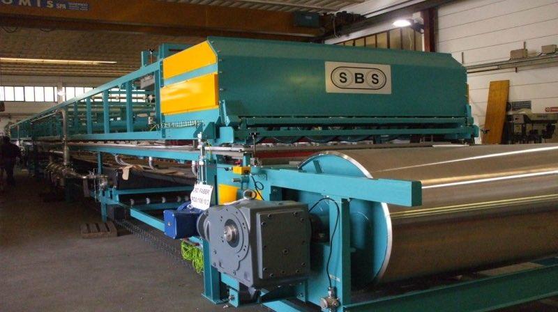 Double Belt Cooler For Polyester Resins Equipment Manufacturer - 6