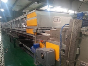 Double belt flaker for polyester resins lines manufacturer - 5
