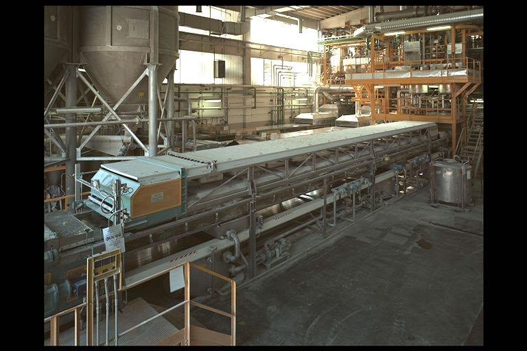 Double belt flaker for polyester resins lines manufacturer - 4