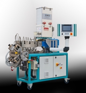 Laboratory Extruder Manufacturer Steelbeltsystems