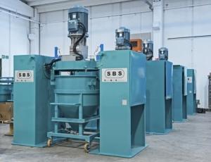 Premixers Manufacturer SBS Steel Belt Systems