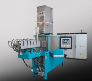 Production extruder manufacturer Steelbeltsystems