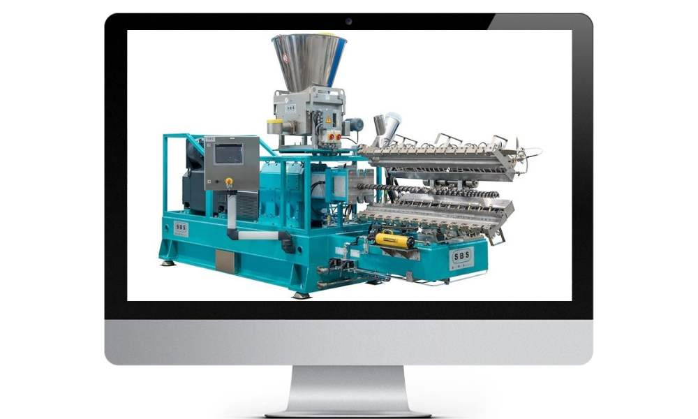 SBS- STEEL BELT SYSTEMS - POWDER COATING
