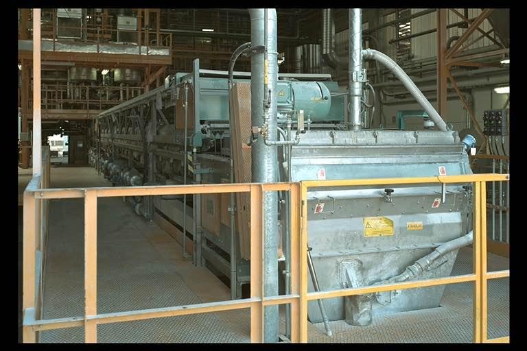 SBS Steel Belt Systems Powder Coatings lines Manufacturer Powder Coatings Equipment Manufacturer