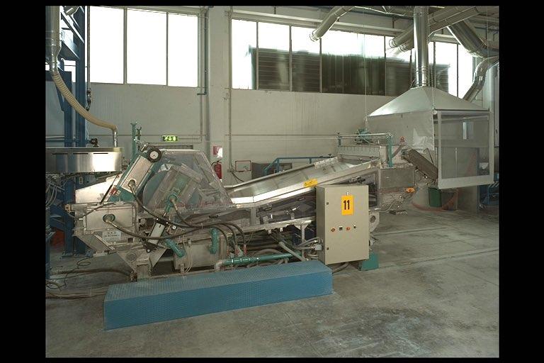 SBS Steel Belt Systems Powder Coatings Line Manufacturer