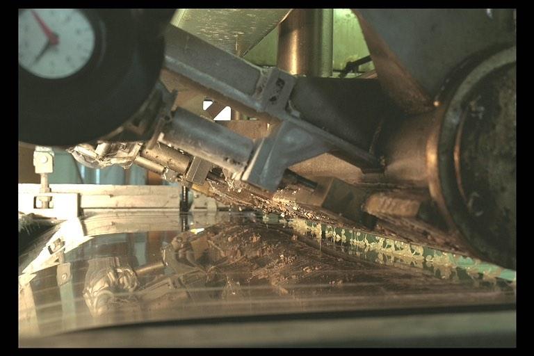 SBS Steel Belt Systems Powder Coatings Machine Manufacturer