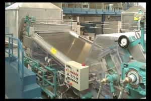 SBS Steel Belt Systems Powder Coatings lines Manufacturer