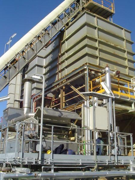 Sulphur Solidification Plants Manufacturer - 1