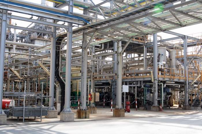 Sulphur Solidification Plants Manufacturers - 1