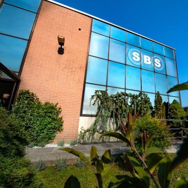 SBS Steel Belt Systems Factory and Office - Italy