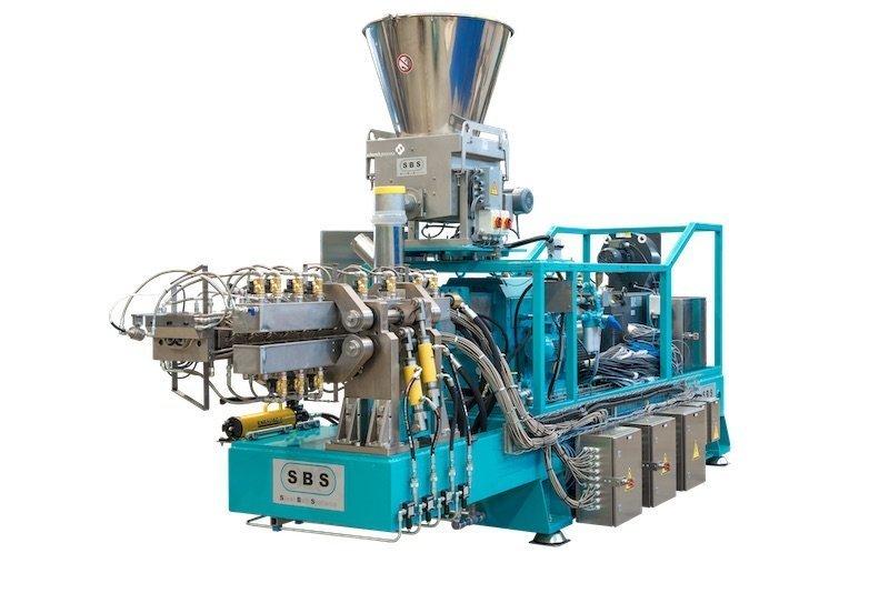 SBS Steel Belt Systems Powder Coating
