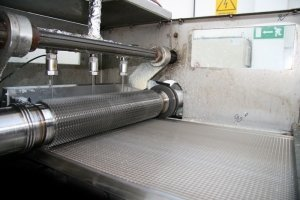 Paraffin Wax SBS Steel Belt Systems