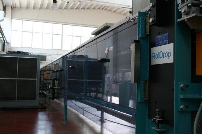Paraffin Wax SBS Steel Belt Systems