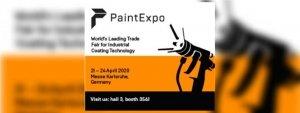 PaintExpo 2020 - SBS Steel Belt Systems